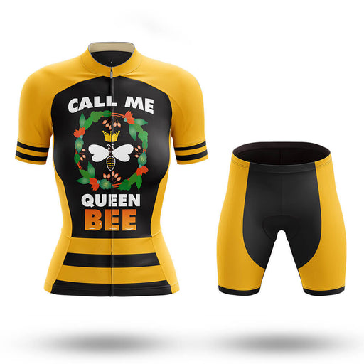 Call Me Queen Bee - Cycling Kit - Global Cycling Gear