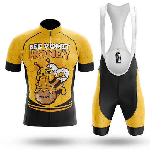 Bee Vomit Honey - Cycling Kit