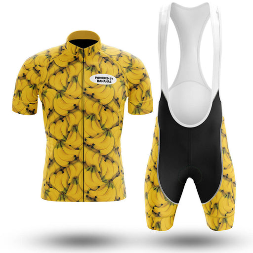Powered By Bananas V2 - Men's Cycling Kit - Global Cycling Gear