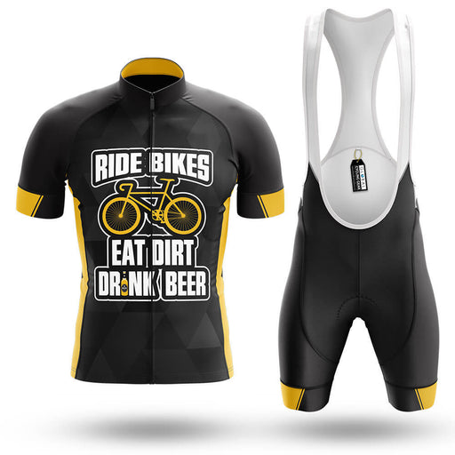 Ride Bikes, Eat Dirt, Drink Beer - Cycling Kit