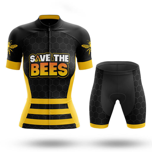 The Bees - Women - Cycling Kit - Global Cycling Gear