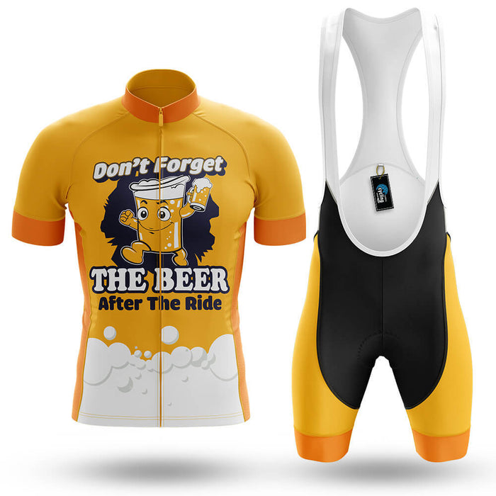 Beer After The Ride - Men's Cycling Kit