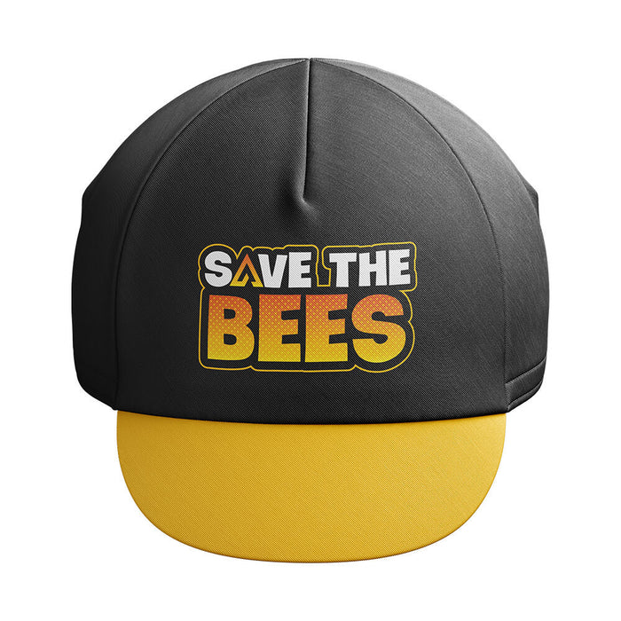 The Bees V2 Cycling Cap - Global Cycling Gear