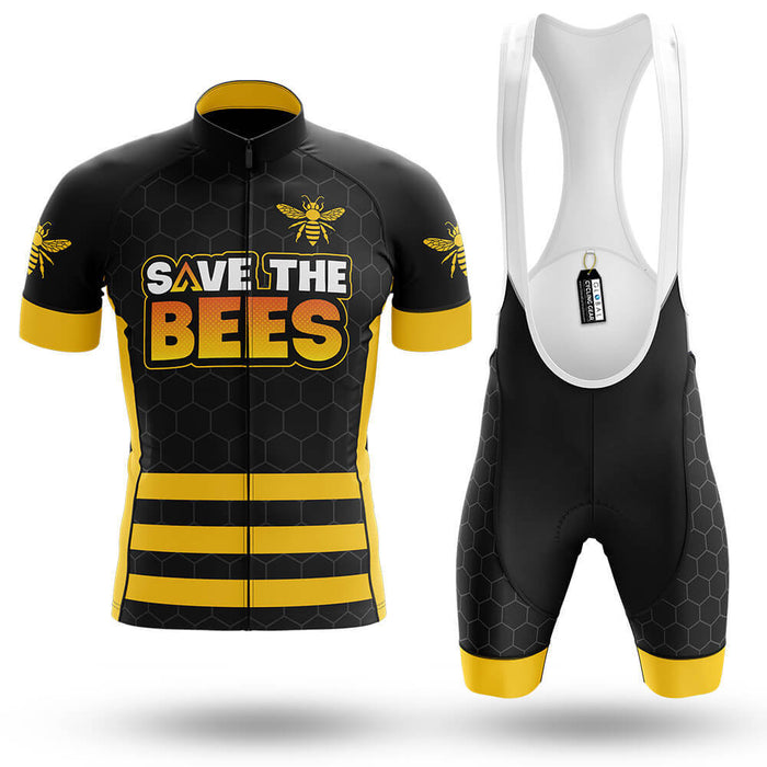 The Bees V2 - Men's Cycling Kit - Global Cycling Gear
