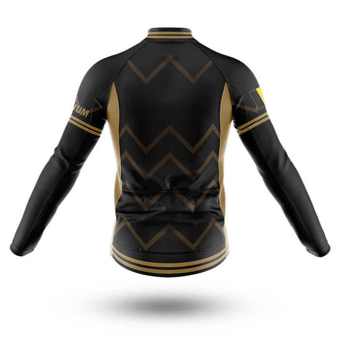 Belgium V17 - Long Sleeve Jersey - Global Cycling Gear