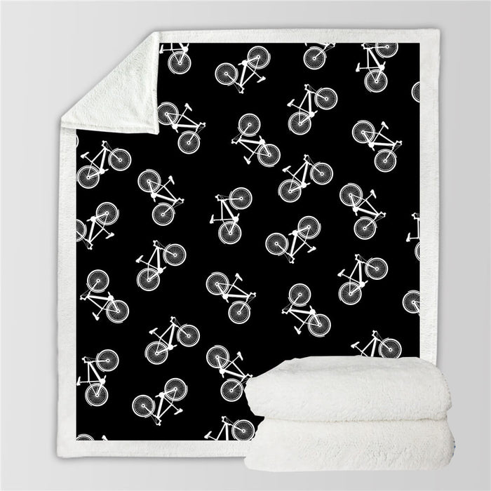 Cycling Lover Blanket - Global Cycling Gear