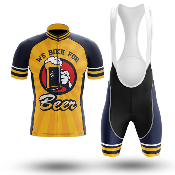 We Bike For Beer - Men's Cycling Kit - Global Cycling Gear