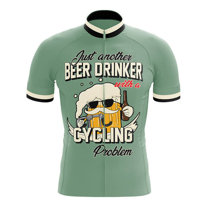 A Beer Drinker - Men's Cycling Kit - Global Cycling Gear