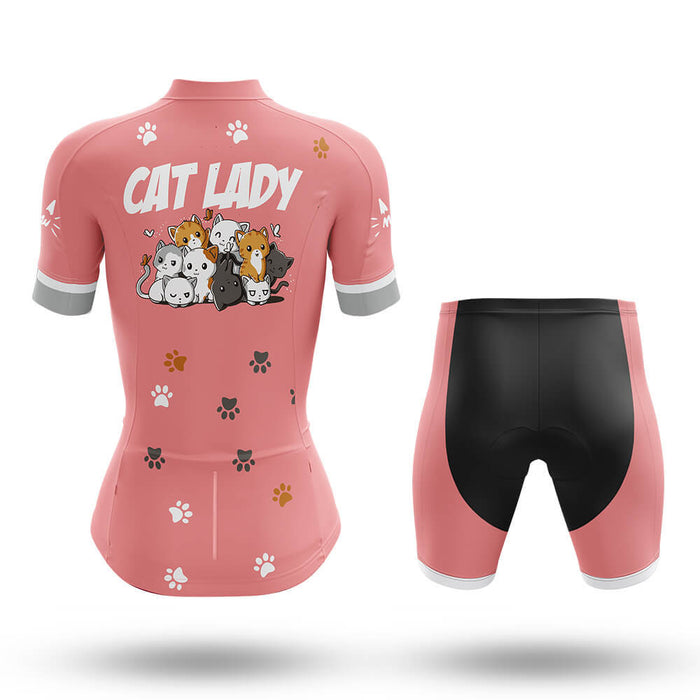 Cat Lady - Women's  Cycling Kit - Global Cycling Gear