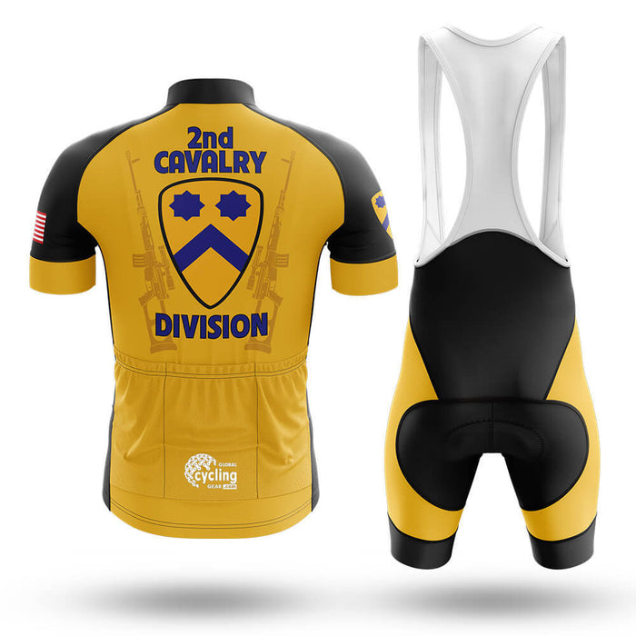 2nd Cavalry Division - Men's Cycling Kit