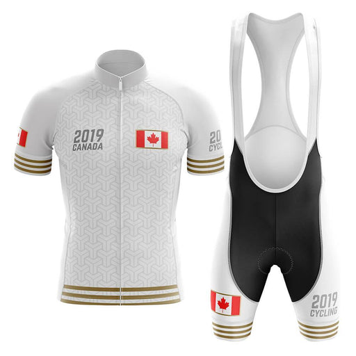 Canada 2019 - Men's Cycling Kit - Global Cycling Gear