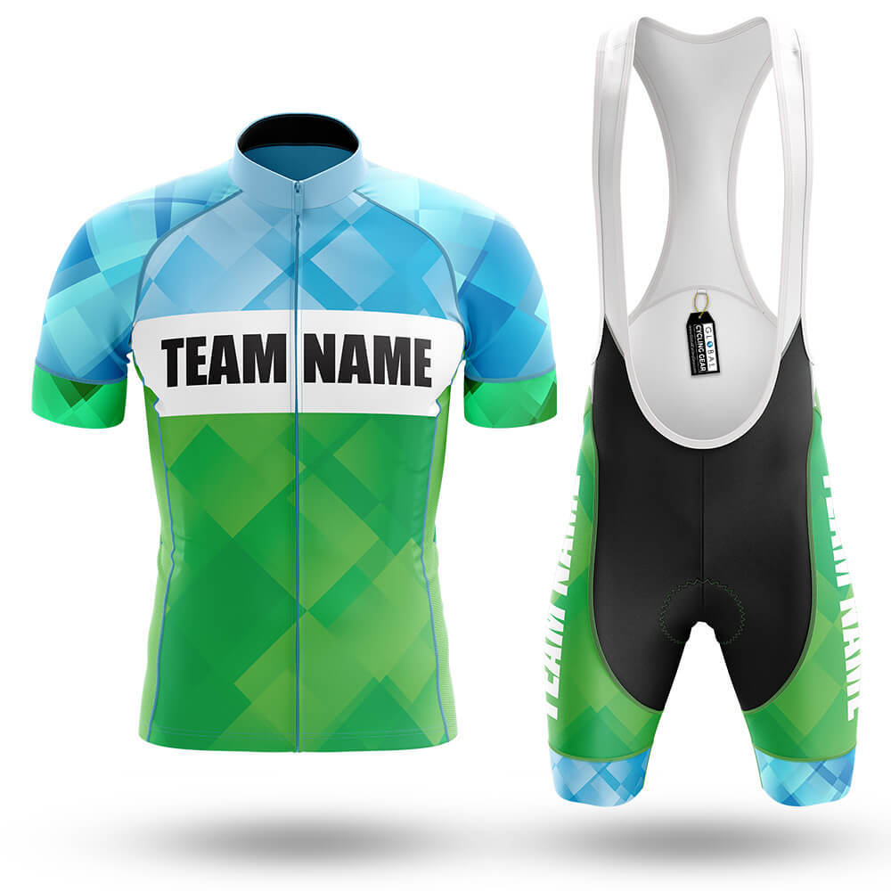 Custom Team Name V10 - Men's Cycling Kit - Global Cycling Gear