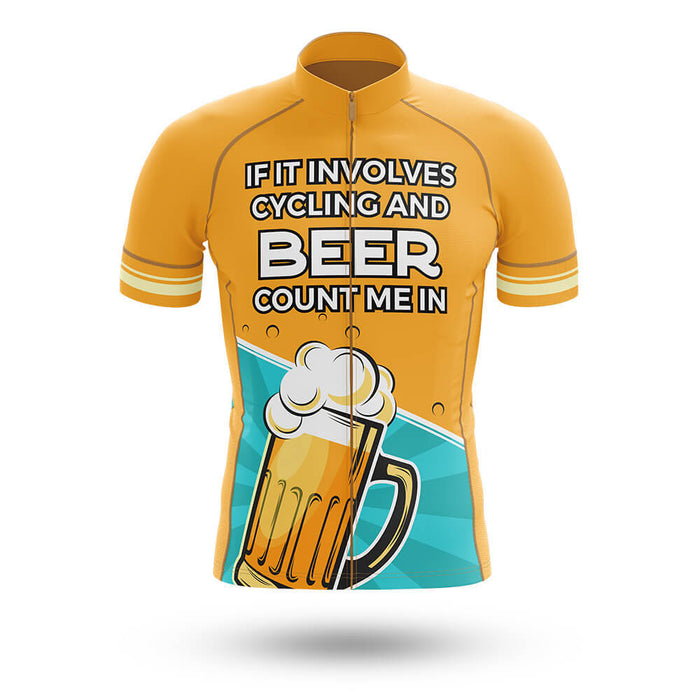 Cycling And Beer - Global Cycling Gear