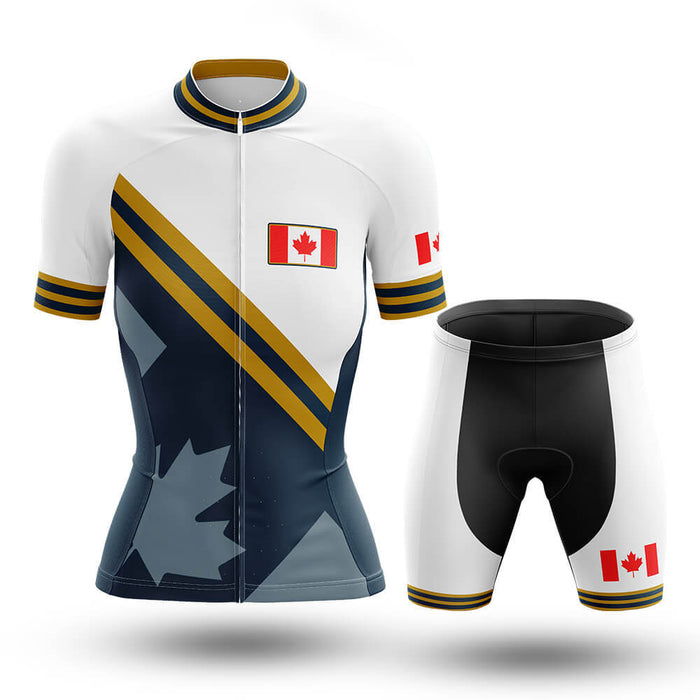Canada - Women V15 - Cycling Kit - Global Cycling Gear