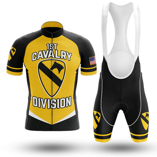 1st Cavalry Division - Cycling Kit - Global Cycling Gear