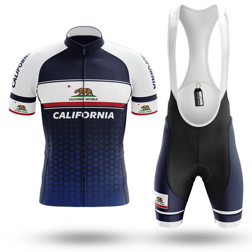 California S1 - Men's Cycling Kit - Global Cycling Gear