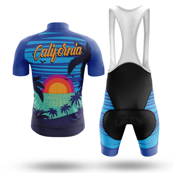 California Summer - Men's Cycling Kit - Global Cycling Gear