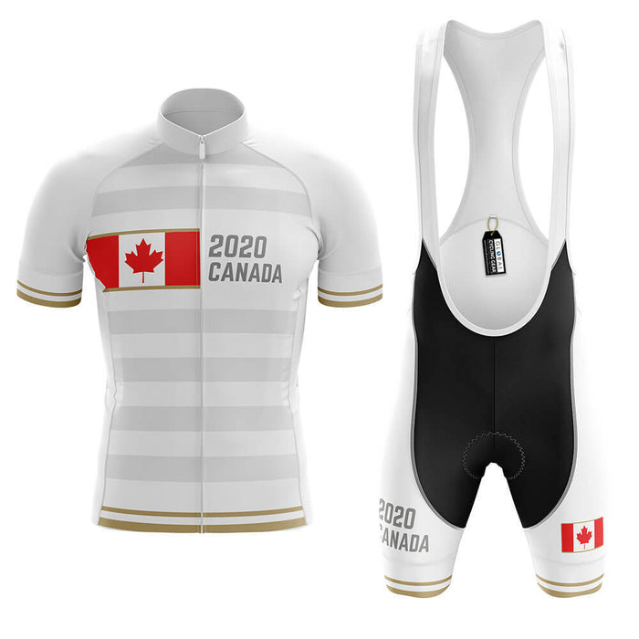 Canada 2020 - Men's Cycling Kit - Global Cycling Gear