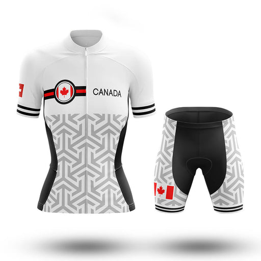 Canada V18 - Women - Cycling Kit - Global Cycling Gear