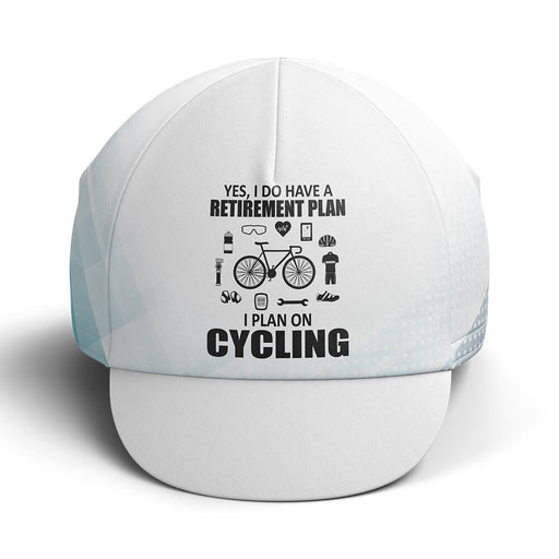 Retirement Plan Cap V2 - Global Cycling Gear