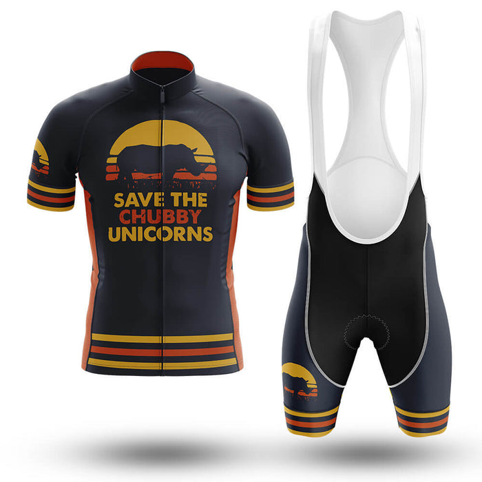 The Chubby Unicorns - Men's Cycling Kit - Global Cycling Gear