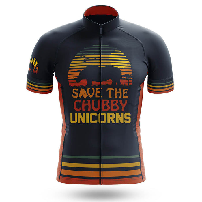 The Chubby Unicorns V4 - Men's Cycling Kit - Global Cycling Gear
