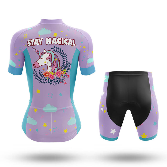 Stay Magical - Women - Cycling Kit - Global Cycling Gear