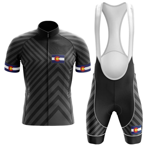 Colorado V13 - Black - Men's Cycling Kit - Global Cycling Gear