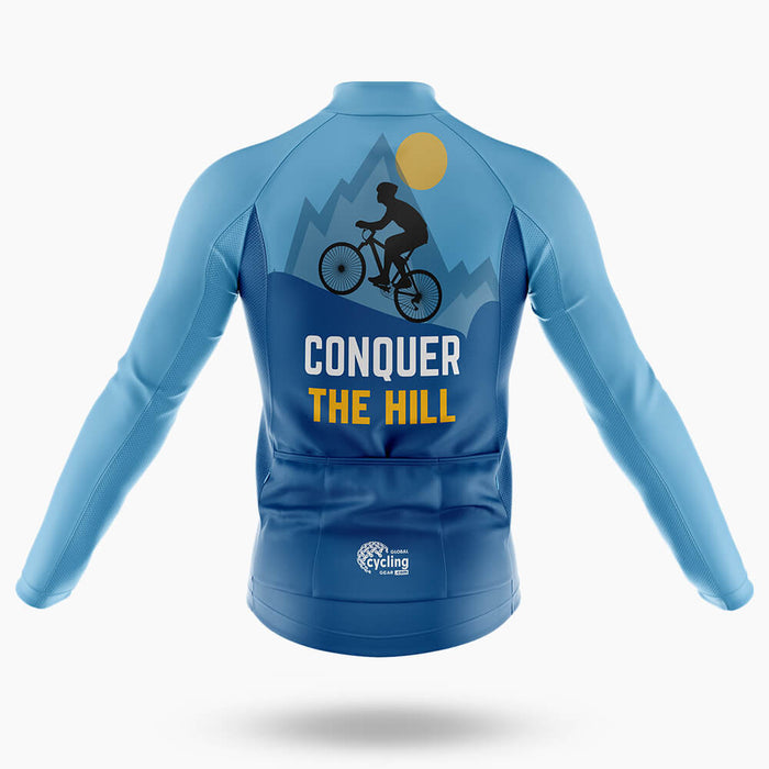 Conquer The Hill V2 - Men's Cycling Kit