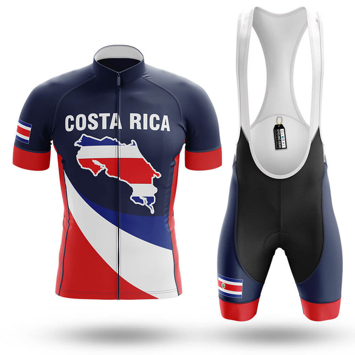 Costa Rica - Men's Cycling Kit - Global Cycling Gear