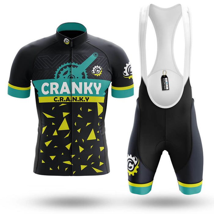 Cranky Men's Cycling Kit - Global Cycling Gear
