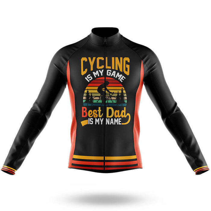 Cycling Is My Game V2   - Men's Cycling Kit - Global Cycling Gear