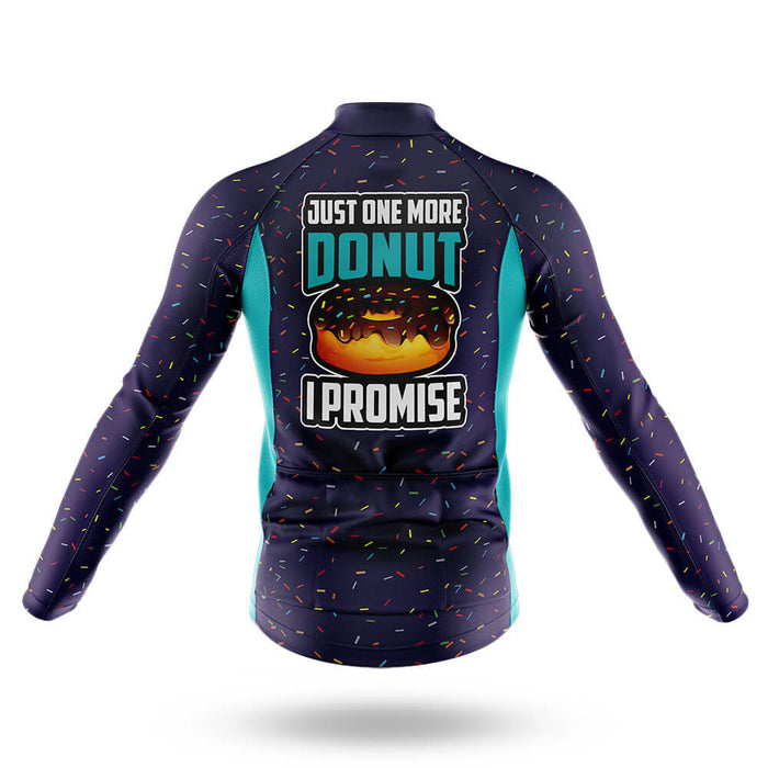 Just One More Donut  - Men's Cycling Kit - Global Cycling Gear