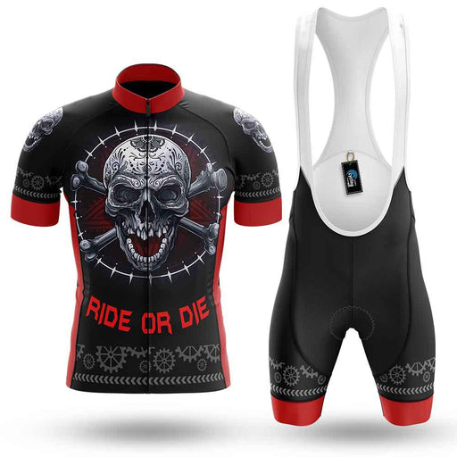 Ride Or Die V5 - Men's Cycling Kit - Global Cycling Gear