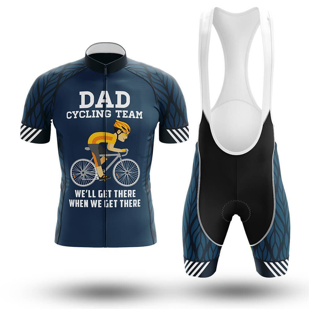 Dad Cycling Team - Global Cycling Gear