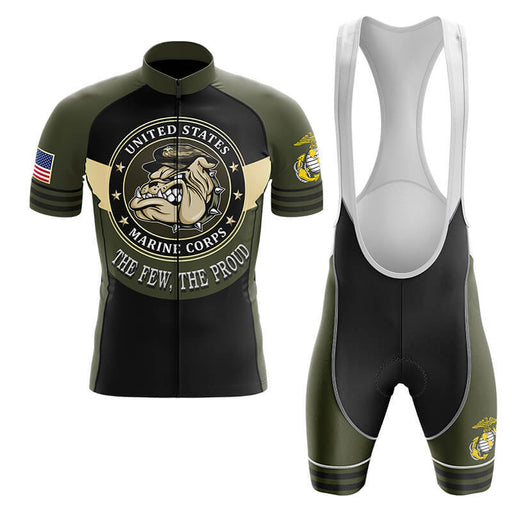 U.S Marine Corps V2 - Men's Cycling Kit - Global Cycling Gear