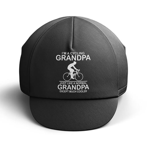 Grandpa Cycling Cap V3 - Global Cycling Gear