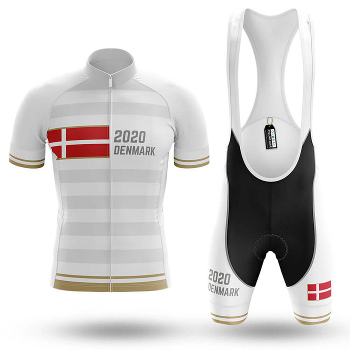 Denmark 2020 - Men's Cycling Kit - Global Cycling Gear
