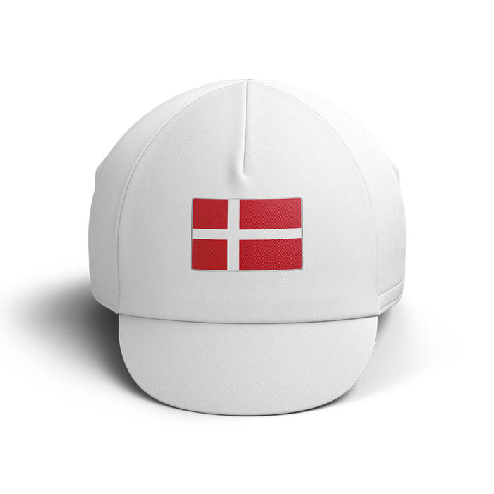 Denmark Cycling Cap V4 - Global Cycling Gear