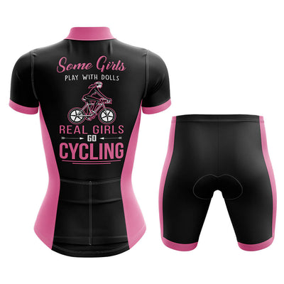 Real Girls Go Cycling - Global Cycling Gear
