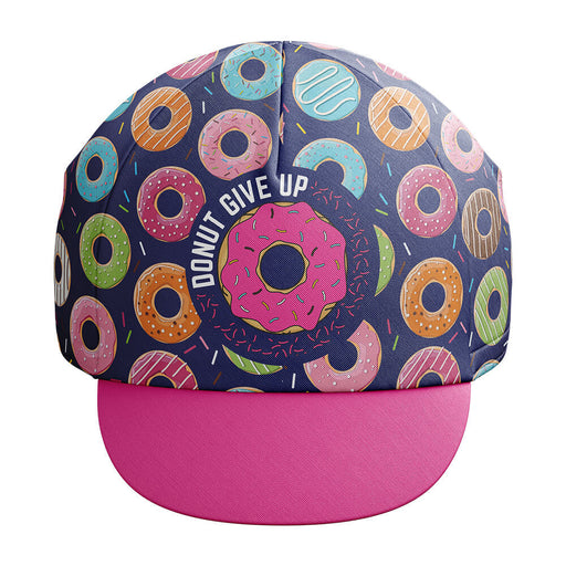 Donut Give Up Cap - Global Cycling Gear