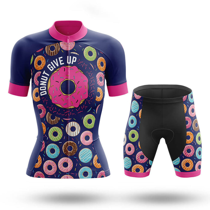 Donut give up - Women - Cycling Kit - Global Cycling Gear