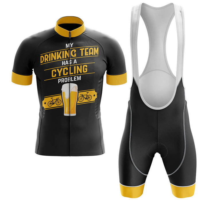 Drinking Team - Men's Cycling Kit - Global Cycling Gear