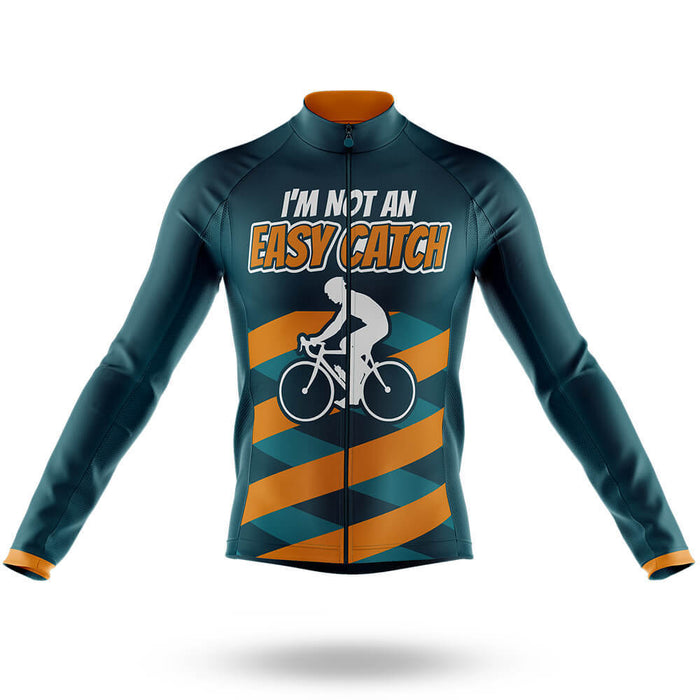 I Am Not An Easy Catch  - Men's Cycling Kit - Global Cycling Gear