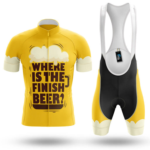 Finish Beer - Men's Cycling Kit