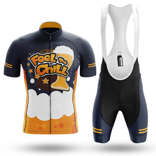 Feel The Chill - Men's Cycling Kit - Global Cycling Gear