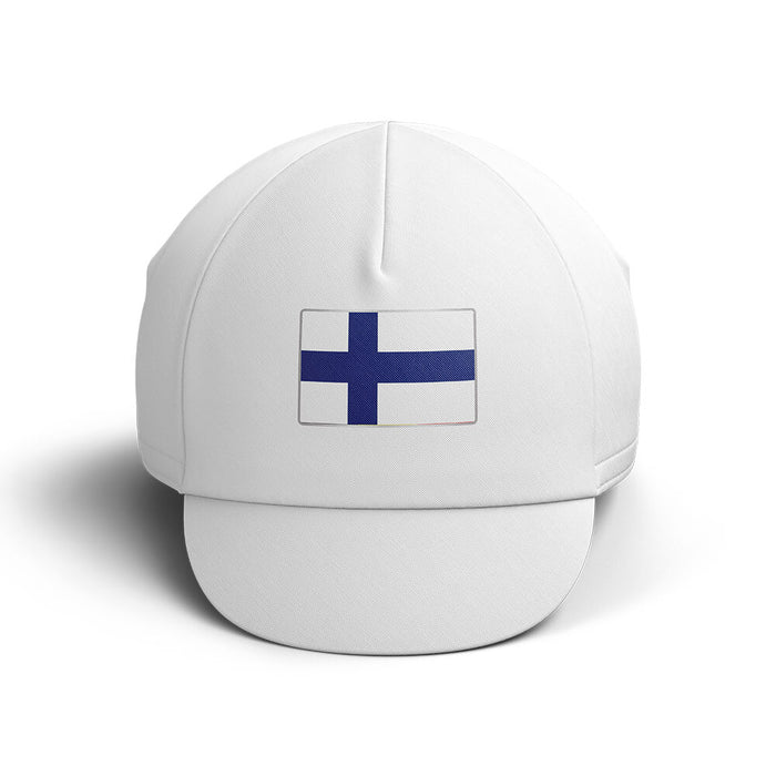 Finland Cycling Cap V4 - Global Cycling Gear
