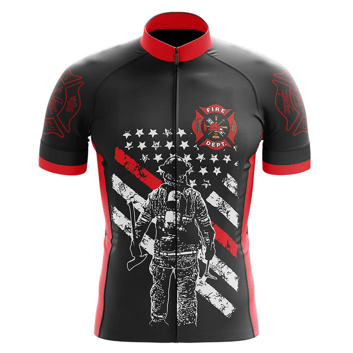 Thin Red Line - Men's Cycling Kit - Global Cycling Gear