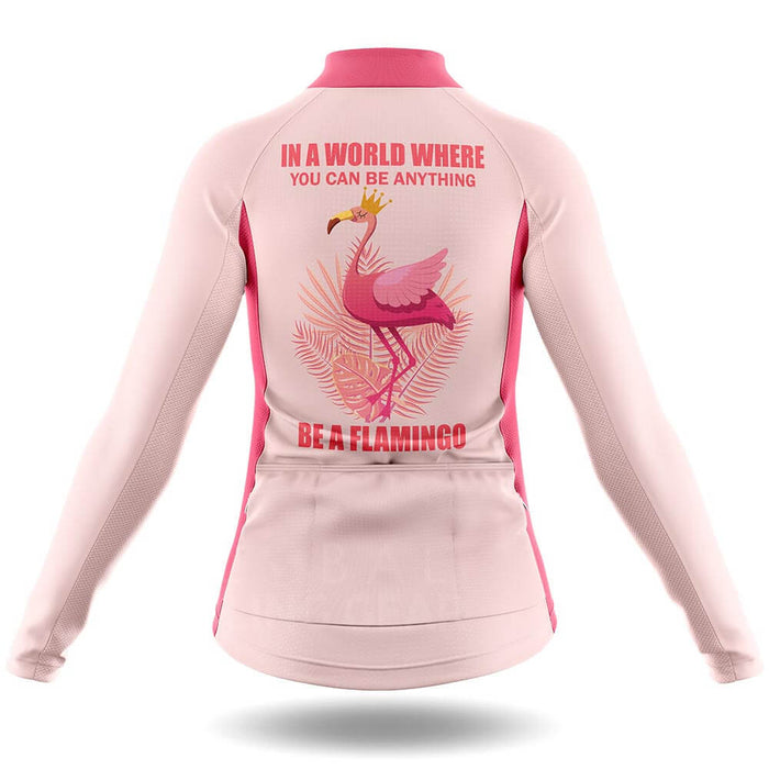 Be A Flamingo - Cycling Kit - Global Cycling Gear