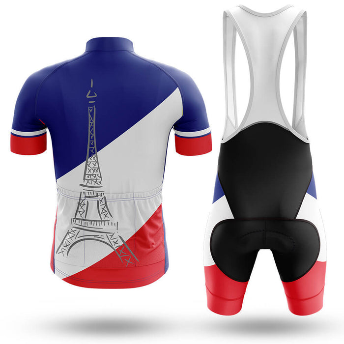 France Men's Cycling Kit